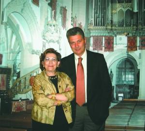 Dr. Nazan Olçer & Stefano Ionescu