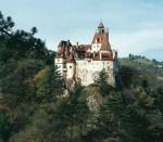 So called 'Dracula' Castel at Bran