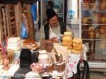 Sheppard at Bran market